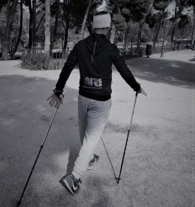 Nordic Walking en Instituto ARI
